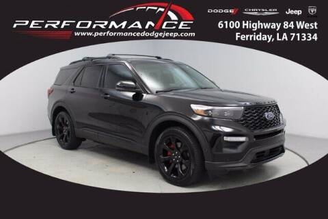 2021 Ford Explorer for sale at Auto Group South - Performance Dodge Chrysler Jeep in Ferriday LA