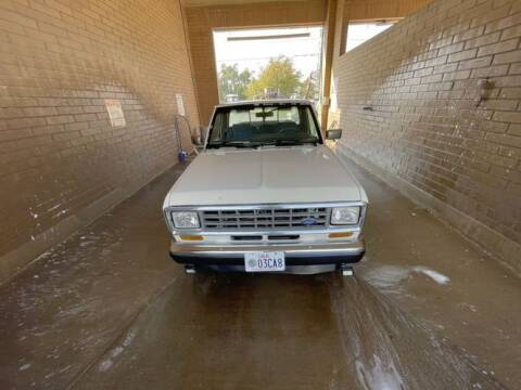1988 Ford Ranger for sale at Classic Car Deals in Cadillac MI