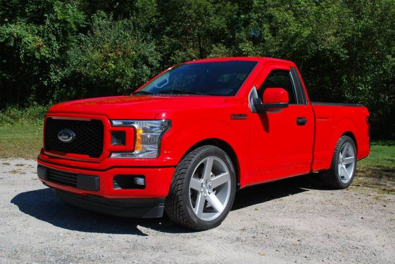 2018 Ford F-150 for sale at New Milford Motors in New Milford CT