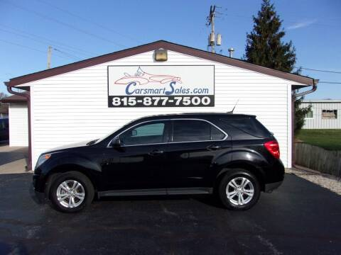 2012 Chevrolet Equinox for sale at CARSMART SALES INC in Loves Park IL