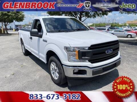 2019 Ford F-150 for sale at Glenbrook Dodge Chrysler Jeep Ram and Fiat in Fort Wayne IN
