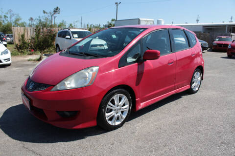 2009 Honda Fit for sale at Jamrock Auto Sales of Panama City in Panama City FL