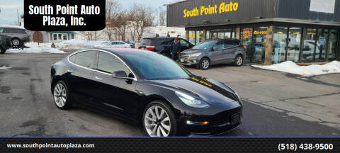 2018 Tesla Model 3 for sale at South Point Auto Plaza, Inc. in Albany NY