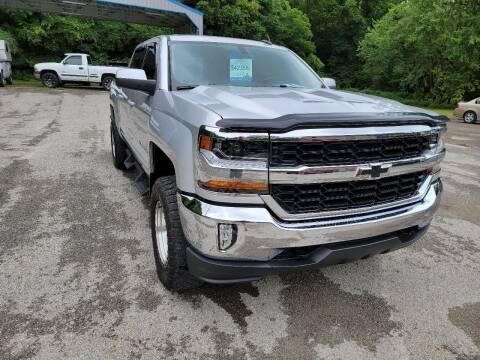 2018 Chevrolet Silverado 1500 for sale at A - K Motors Inc. in Vandergrift PA