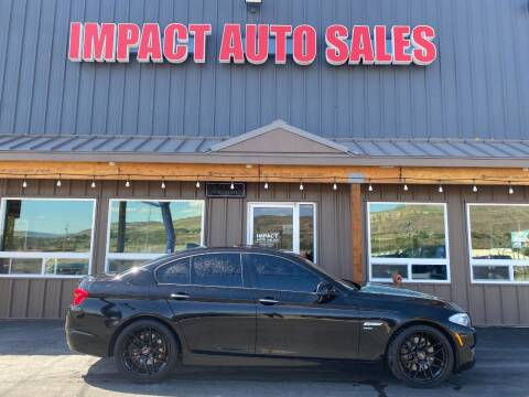 2011 BMW 5 Series for sale at Impact Auto Sales in Wenatchee WA