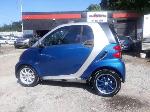 2008 Smart fortwo for sale at Empire Automotive of Atlanta in Atlanta GA