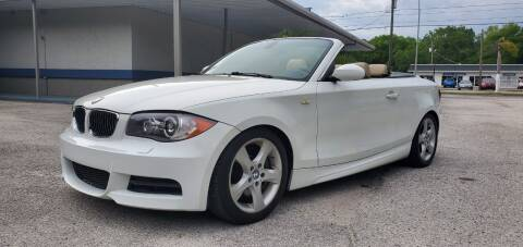 2008 BMW 1 Series for sale at Royal Auto Mart in Tampa FL