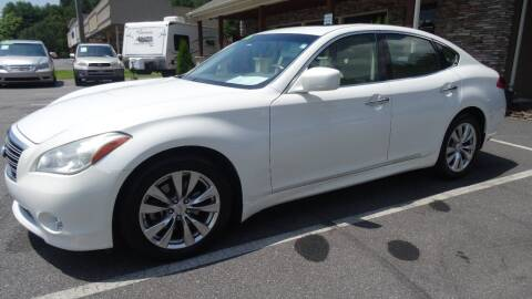 2012 Infiniti M37 for sale at Driven Pre-Owned in Lenoir NC