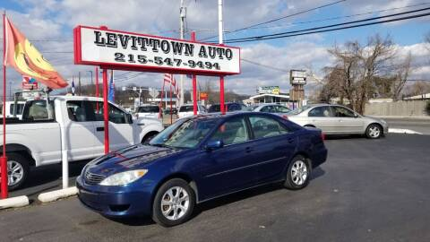 2006 Toyota Camry for sale at Levittown Auto in Levittown PA