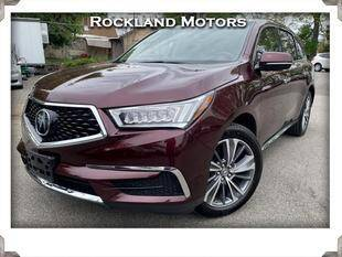 2017 Acura MDX for sale at Rockland Automall - Rockland Motors in West Nyack NY