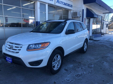 2010 Hyundai Santa Fe for sale at Jack E. Stewart's Northwest Auto Sales, Inc. in Chicago IL