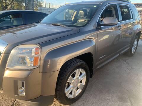2012 GMC Terrain for sale at FAIR DEAL AUTO SALES INC in Houston TX