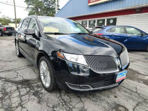 2013 Lincoln MKT for sale at Peter Kay Auto Sales in Alden NY