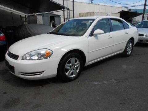 2007 Chevrolet Impala for sale at LAKE CITY AUTO SALES in Forest Park GA