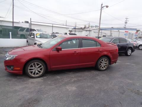 2010 Ford Fusion for sale at Cars Unlimited Inc in Lebanon TN