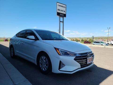 2019 Hyundai Elantra for sale at Tommy's Car Lot in Chadron NE