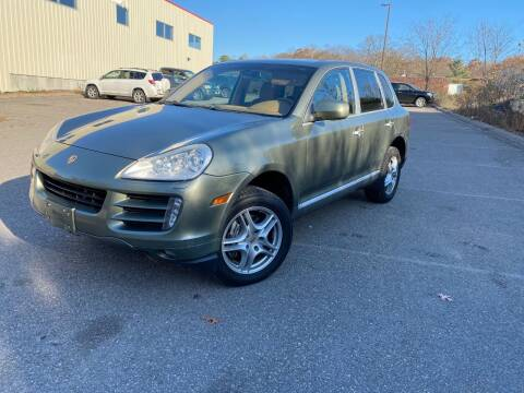 2008 Porsche Cayenne for sale at Velocity Motors in Newton MA