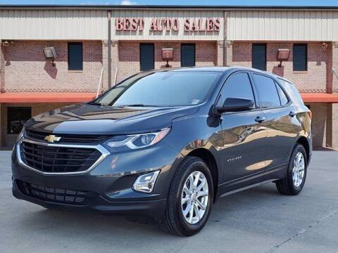 2019 Chevrolet Equinox for sale at Best Auto Sales LLC in Auburn AL