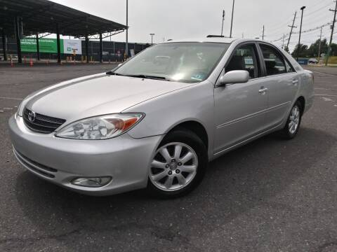 2003 Toyota Camry for sale at Nerger's Auto Express in Bound Brook NJ