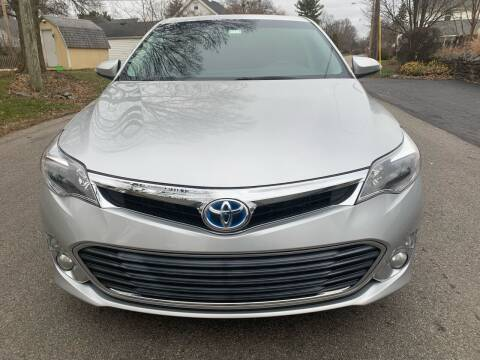 2013 Toyota Avalon Hybrid for sale at Via Roma Auto Sales in Columbus OH