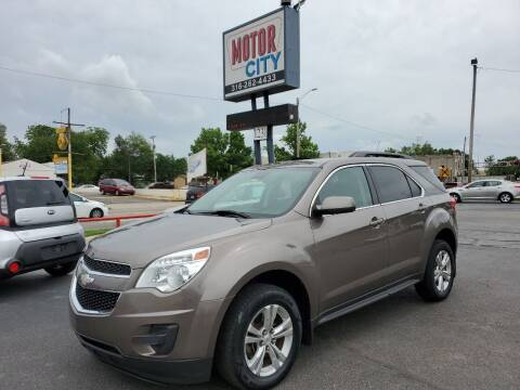 2012 Chevrolet Equinox for sale at Motor City Sales in Wichita KS