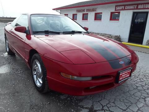 1997 Ford Probe for sale at Sarpy County Motors in Springfield NE