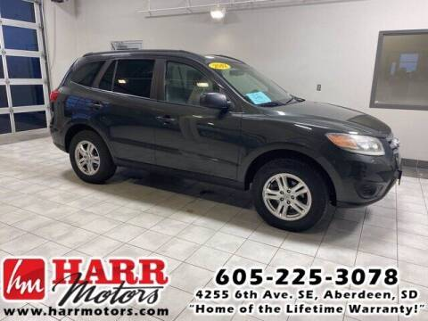 2012 Hyundai Santa Fe for sale at Harr's Redfield Ford in Redfield SD