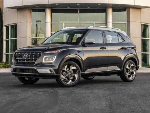 2020 Hyundai Venue for sale at BASNEY HONDA in Mishawaka IN