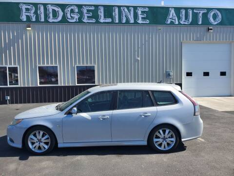 2008 Saab 9-3 for sale at RIDGELINE AUTO in Chubbuck ID