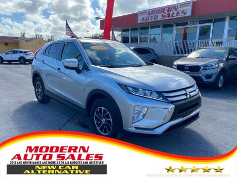 2020 Mitsubishi Eclipse Cross for sale at Modern Auto Sales in Hollywood FL