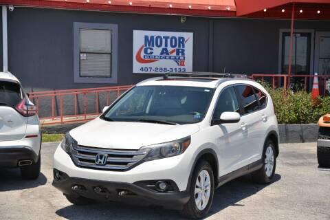 2013 Honda CR-V for sale at Motor Car Concepts II - Kirkman Location in Orlando FL