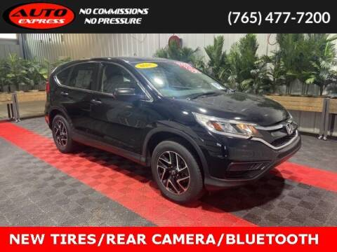 2016 Honda CR-V for sale at Auto Express in Lafayette IN