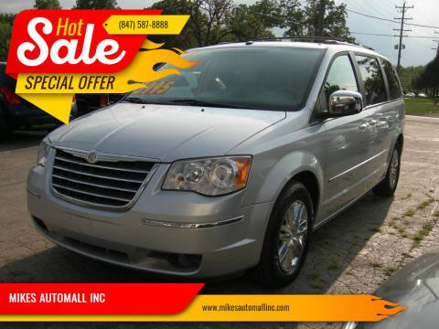 2008 Chrysler Town and Country for sale at MIKES AUTOMALL INC in Ingleside IL