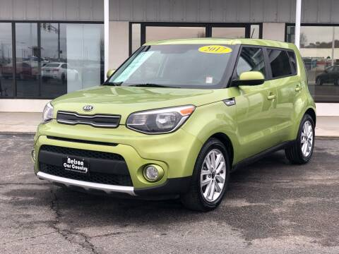 2017 Kia Soul for sale at Nelson Car Country in Bixby OK