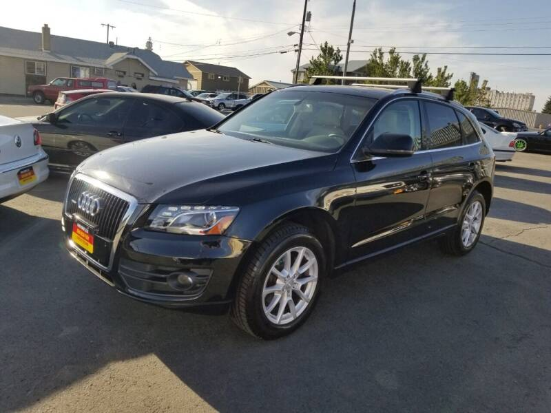 2010 Audi Q5 for sale at Cool Cars LLC in Spokane WA