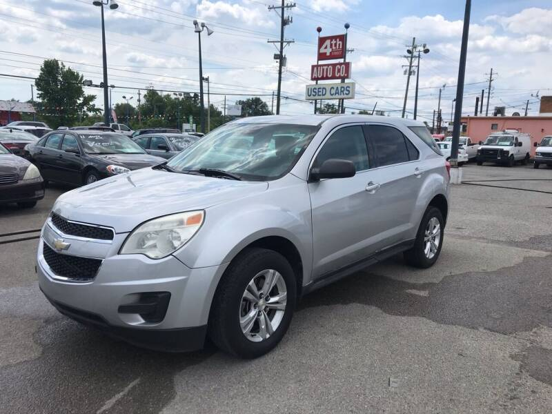 2014 Chevrolet Equinox for sale in Louisville, KY