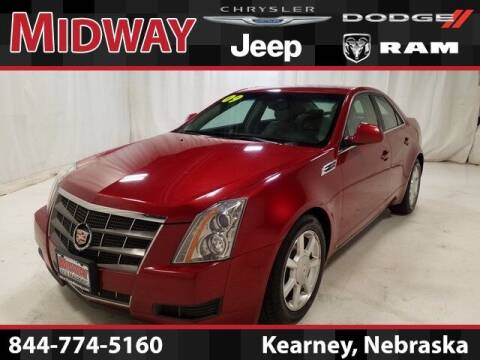 2009 Cadillac CTS for sale at MIDWAY CHRYSLER DODGE JEEP RAM in Kearney NE