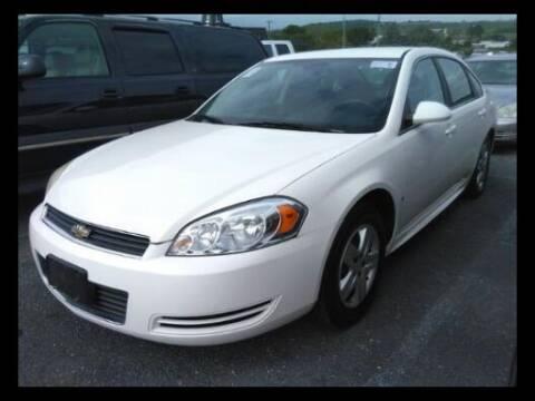 2009 Chevrolet Impala for sale at Kansas Car Finder in Valley Falls KS