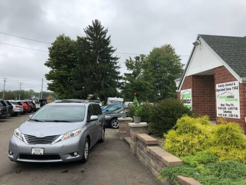 2013 Toyota Sienna for sale at Direct Sales & Leasing in Youngstown OH