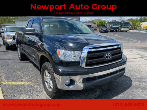 2012 Toyota Tundra for sale at Newport Auto Group in Austintown OH