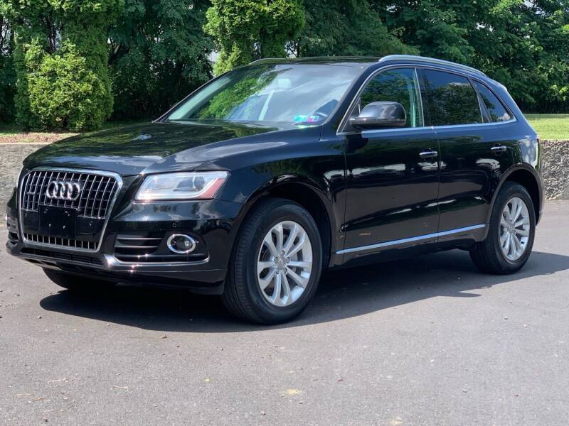 2015 Audi Q5 for sale at PA Direct Auto Sales in Levittown PA