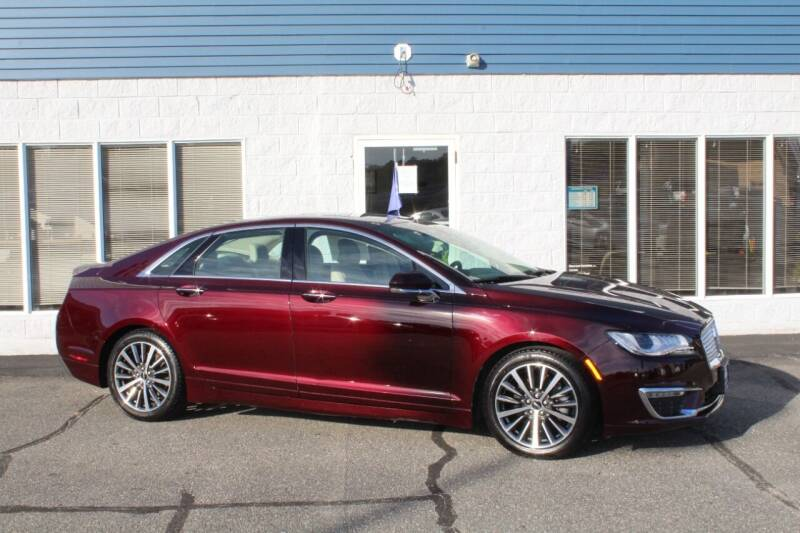 2017 Lincoln MKZ Hybrid for sale at Thrifty Car Sales Westfield in Westfield MA