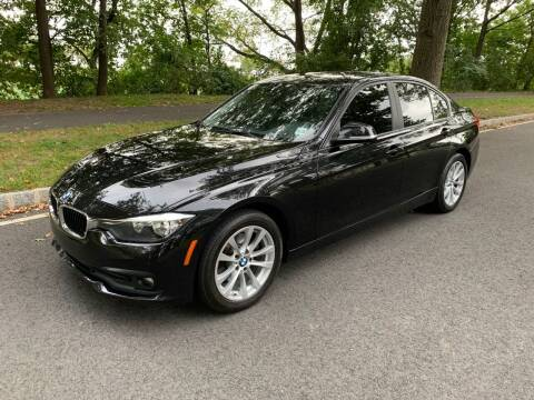 2016 BMW 3 Series for sale at Crazy Cars Auto Sale in Jersey City NJ