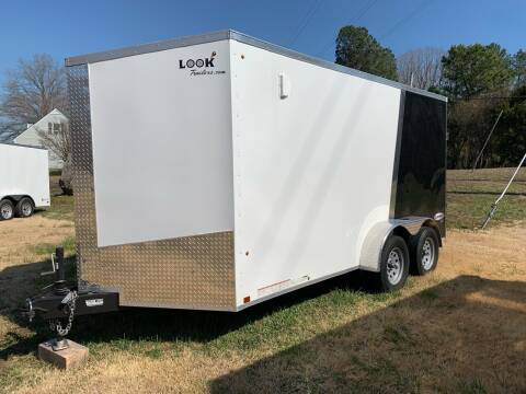 2019 Look Trailers EWLC 7x14 TE2SE
