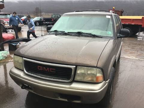 1998 GMC Envoy for sale at Troys Auto Sales in Dornsife PA