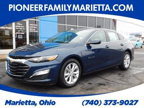 2021 Chevrolet Malibu for sale at Pioneer Family preowned autos in Williamstown WV