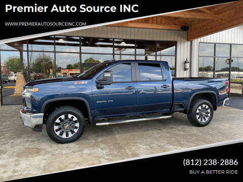 2021 Chevrolet Silverado 2500HD for sale at Premier Auto Source INC in Terre Haute IN