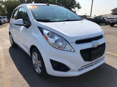 2014 Chevrolet Spark for sale at Low Price Auto and Truck Sales, LLC in Salem OR