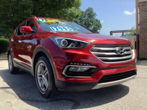 2017 Hyundai Santa Fe Sport for sale at Active Auto Sales Inc in Philadelphia PA