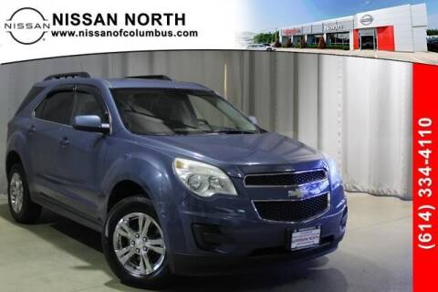 2012 Chevrolet Equinox for sale at Auto Center of Columbus in Columbus OH